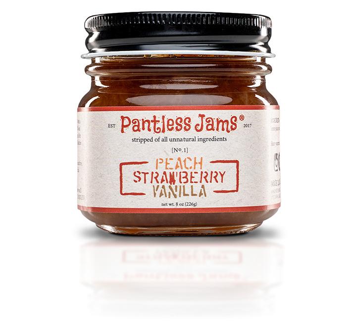 Peach Strawberry Vanilla